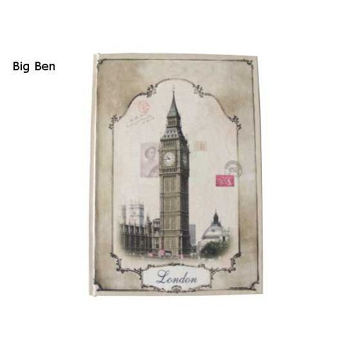 Evmanya Haus Kitap Şeklinde Kutular -Big Ben
