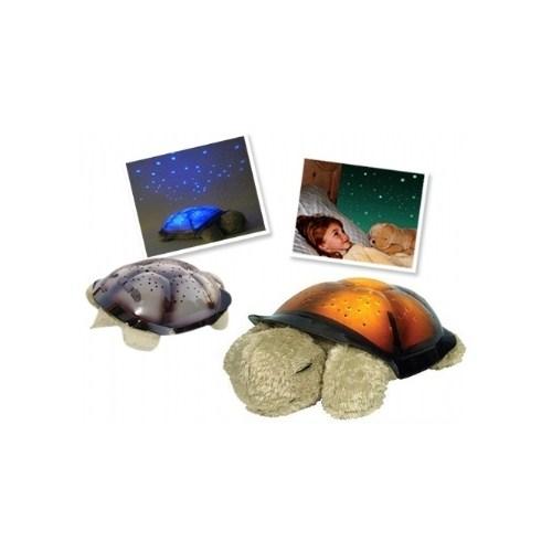 Renk Değiştiren Müzikli Işık Yansıtan Kaplumbağa