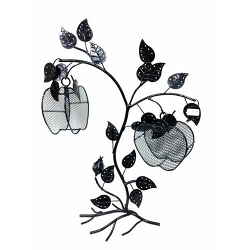 Aydindecor Elma Figürlü Küpe Sergileme Dekoru