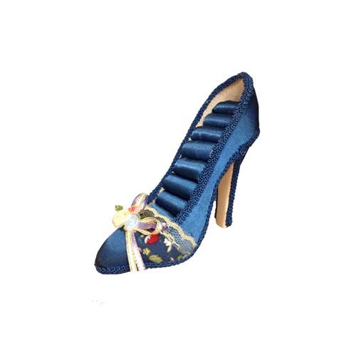 Aydindecor Ayakkabı Figürlü Yüzük Küpe Dekoru