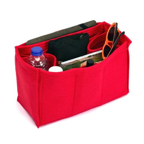 Orijinal Kulüp Magic Purser Çanta İçi Düzenleyici Kırmızı
