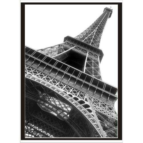 Siyah Beyaz Eyfel Kulesi Poster