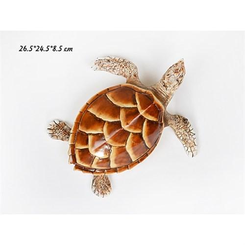 Lucky Art Kaplumbağa Biblo - 27 Cm