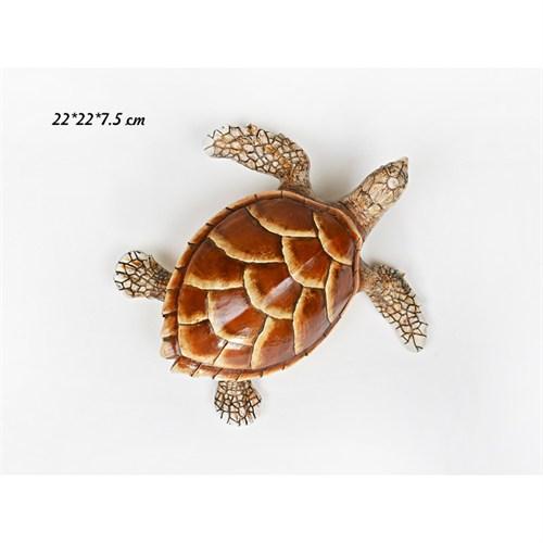 Lucky Art Kaplumbağa Biblo - 22 Cm