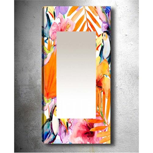 Tablo Center Dekoratif Tablo Ayna 40 Cm X 120 Cm