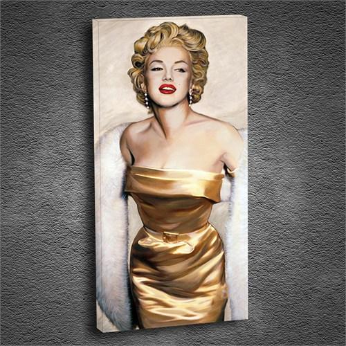 Artmoda - Kabartmalı Marilyn Monroe Tablo