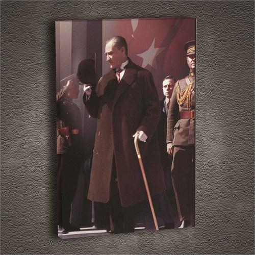 Artmoda - Kabartmalı Atatürk Tablo