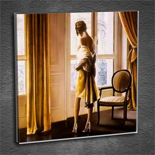 Artmoda - Kabartmalı Kadın Tablo