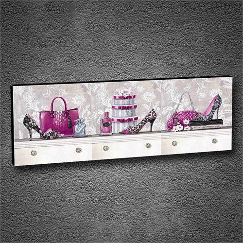 Artmoda - Kabartmalı Women's Accessories Tablo