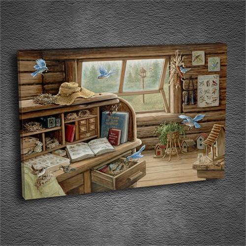 Artmoda - Kabartmalı My Room Tablo
