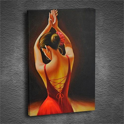 Artmoda - Kabartmalı Tango Tablo