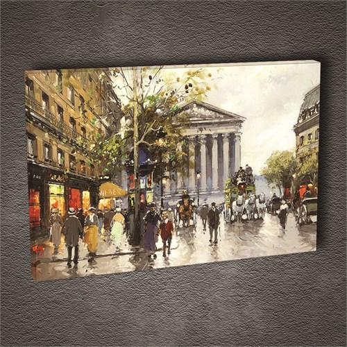 Artmoda - Kabartmalı Paris Tablo