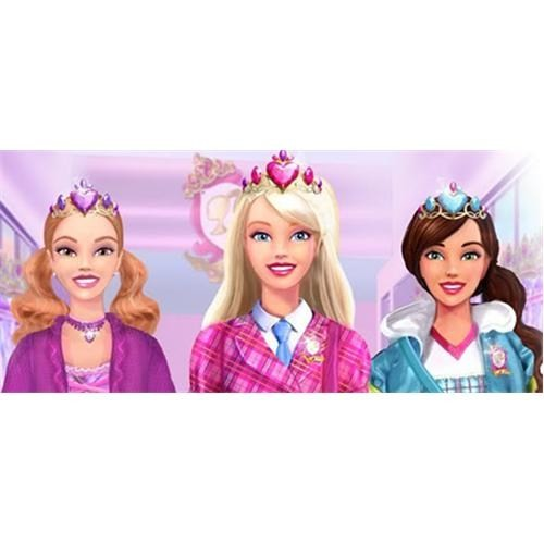 Partişöleni Barbie Doğum Günü Parti Seti 24 Kişilik