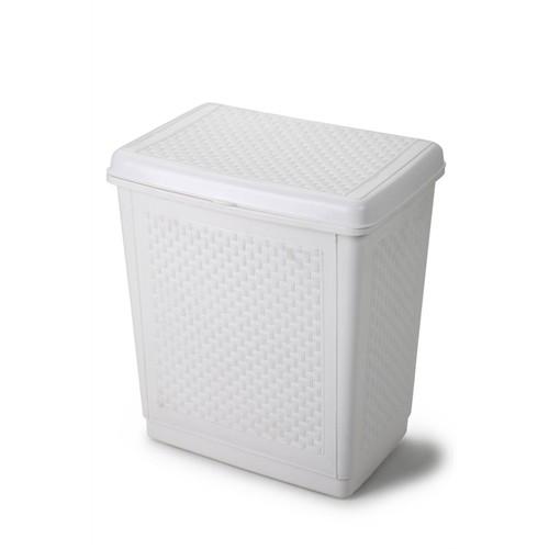 Bora Plastik Kirli Sepeti Küçük Boy 48 Litre - Bo 140