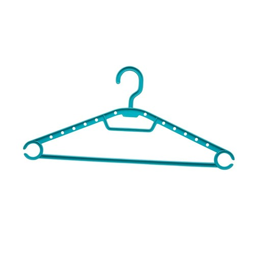 Bora Plastik Elbise Askısı 6'Lı Paket 390 Mm - Bo 203