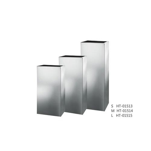 Altıncı Cadde Paslanmaz Çelik Vazo M