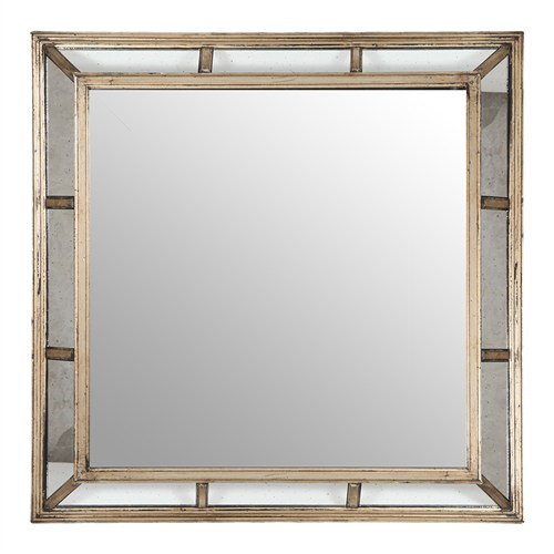 Altıncı Cadde Kare Ayna 100X100 Cm