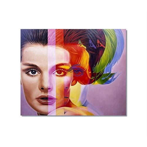 Tictac Gossip Girl Kanvas Tablo - 40X60 Cm