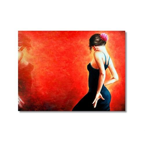 Tictac Tango Kanvas Tablo - 40X60 Cm
