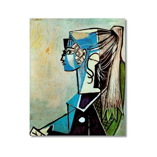 Tictac Picasso 13 Kanvas Tablo - 60X90 Cm
