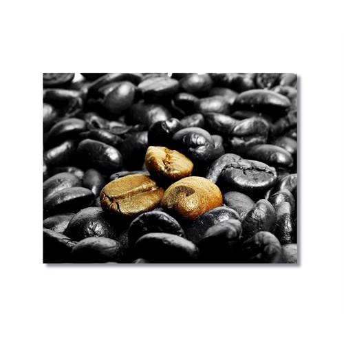 Tictac Kahve Çekirdekleri Kanvas Tablo - 60X90 Cm