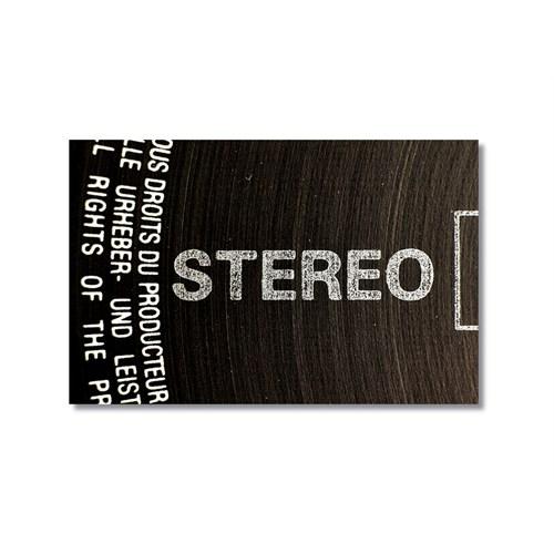 Tictac Stereo Kanvas Tablo - 60X90 Cm