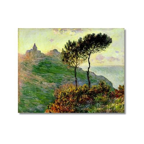Tictac Monet Doğa Kanvas Tablo - 50X50 Cm