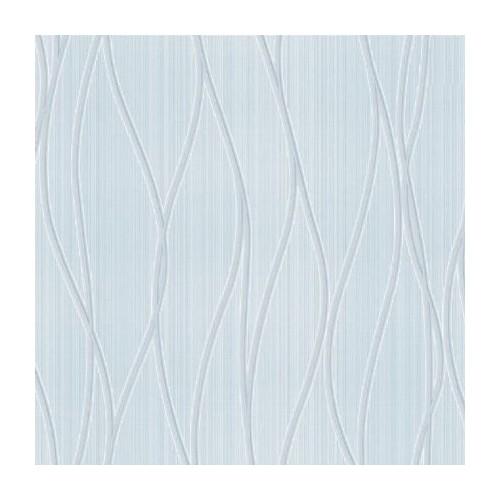 Bien Forever 14205 Açık Mavi Kabartma Desenli Duvar Kağıdı
