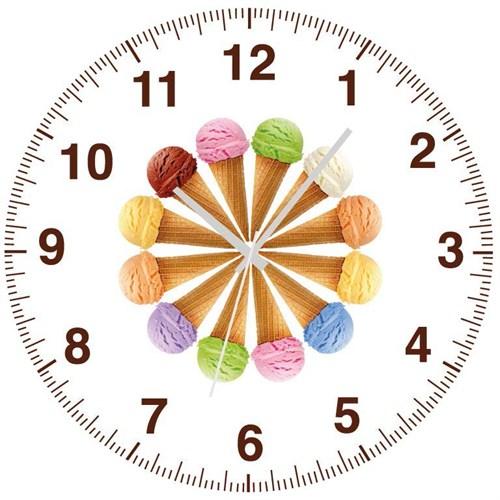Rem Dondurma Saat 27 Cm