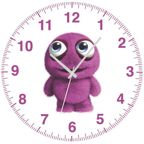 Rem Pembe Kıllı Canavar Saat 27 Cm
