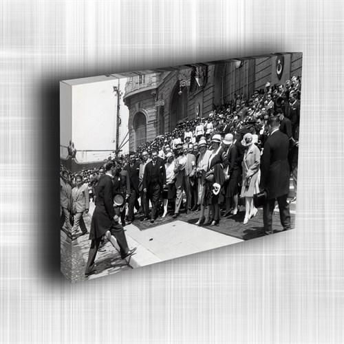 Doku Canvas Baskı Atatürk Atge-002/ 60*50