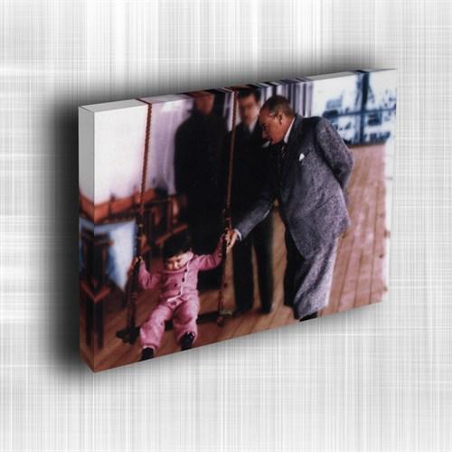 Doku Canvas Baskı Atatürk Atge-007/ 35*50