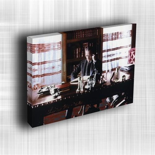 Doku Canvas Baskı Atatürk Atge-010/ 60*50