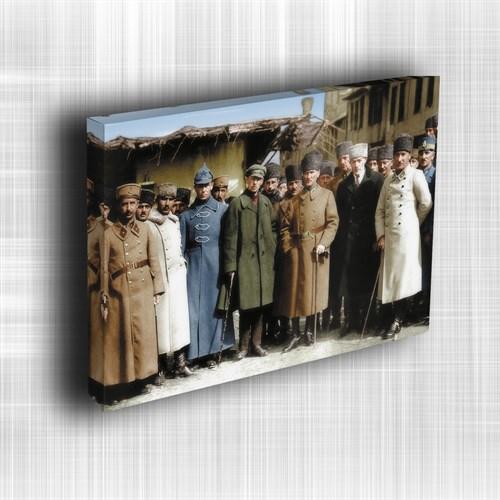 Doku Canvas Baskı Atatürk Atge-018/ 60*50