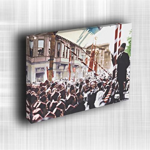 Doku Canvas Baskı Atatürk Atge-029/ 35*50