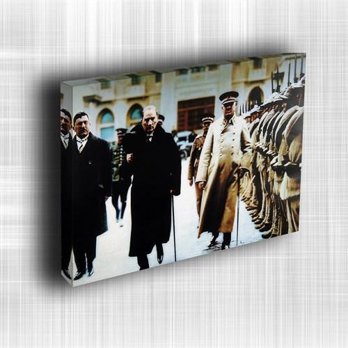 Doku Canvas Baskı Atatürk Atge-046/ 35*50
