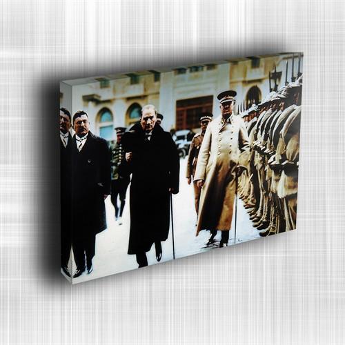 Doku Canvas Baskı Atatürk Atge-046/ 60*50