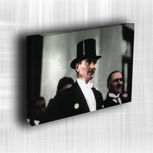 Doku Canvas Baskı Atatürk Atge-069/ 50*50