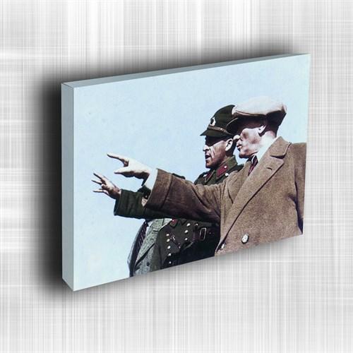 Doku Canvas Baskı Atatürk Atge-085/ 50*50