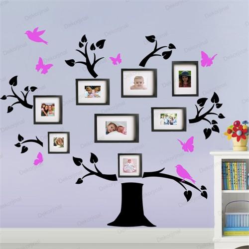 Dekorjinal Duvar Sticker Dck221
