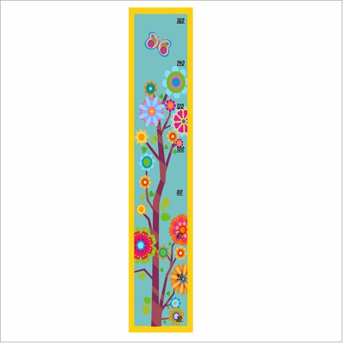 Büyüme Tablosu Sticker Buy011