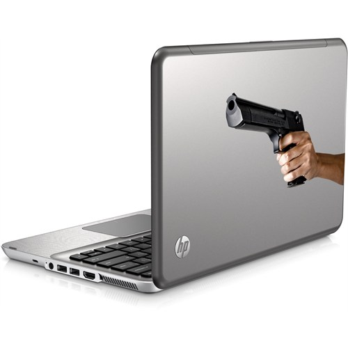 Laptop Sticker Bl16