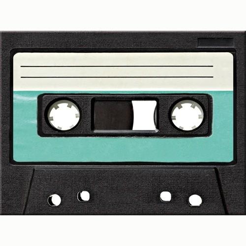 Nostalgic Art Retro Casette Magnet 6X8 Cm