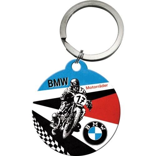 Nostalgic Art Bmw Motorrader Anahtarlık (4 Cm)