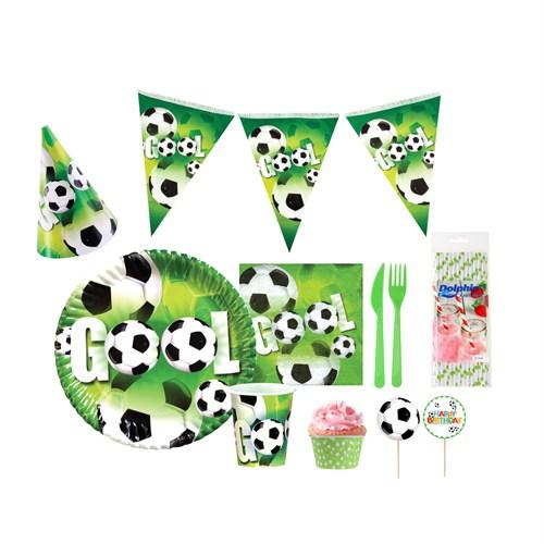 Kullanatmarket Futbol Partisi Parti Seti 24 Kişilik 292 Adet