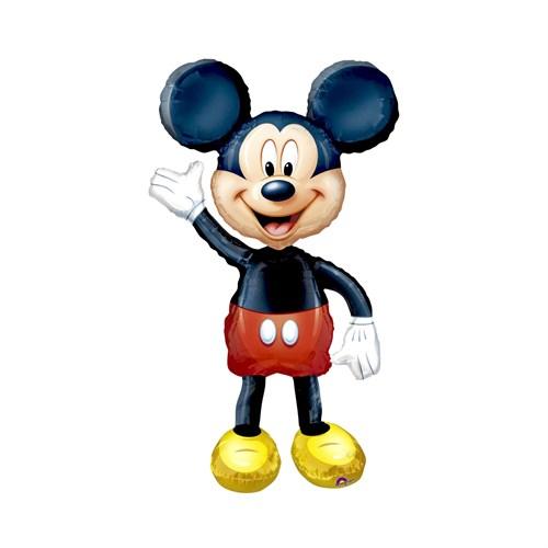 KullanAtMarket Mickey Mouse Yürüyen Balon 96 Cm X 132 Cm 1 Adet
