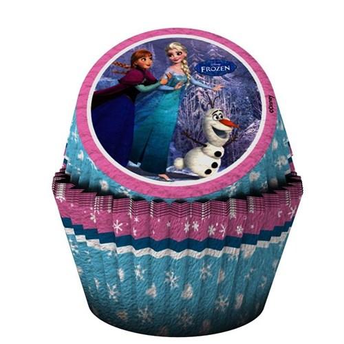 Pandoli Frozen Karlar Ülkesi Cupcake Kabı (24'Lü)