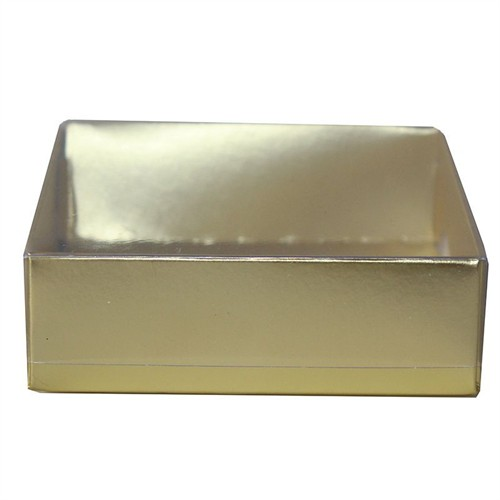 Pandoli Sarı Renkli Karton Kutu 9 Cm
