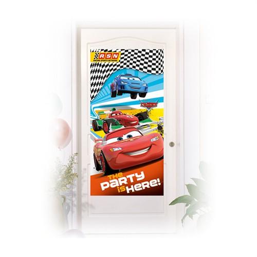 KullanAtMarket Cars Formula Kapı Afişi 1 Adet