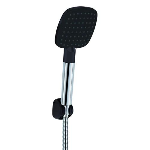 Sensio® Round Carbon Mafsalli Duş Sistemi